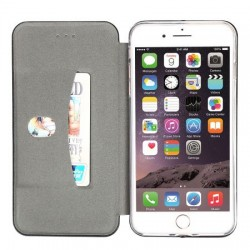Husa Apple iPhone 6/6S Magnet Book Case Rosu
