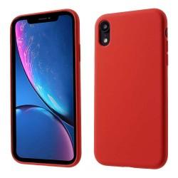 Husa Apple iPhone 7/8G Liquid Silicone Case Rosu