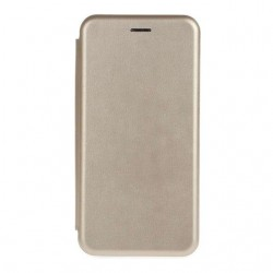 Husa Apple iPhone 7 Magnet Book Case Auriu