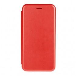 Husa Apple iPhone 7 Magnet Book Case Rosu
