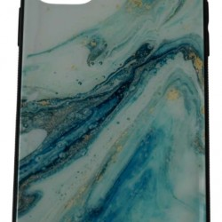 Husa Apple iPhone 11 Marble Glass Model 1