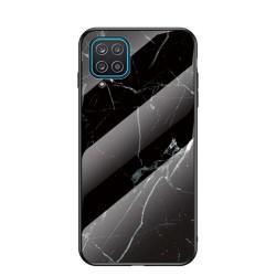 Husa Apple iPhone 11 Marble Glass Model 4