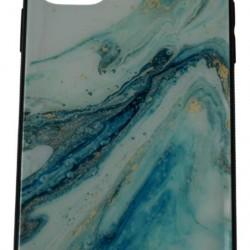 Husa Apple iPhone 11 Pro Marble Glass Model 1