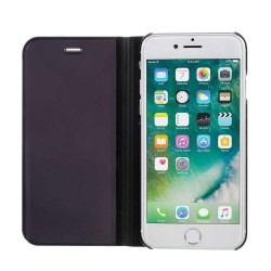Husa Apple iPhone 11 Pro Max Flip Cover Oglinda Negru